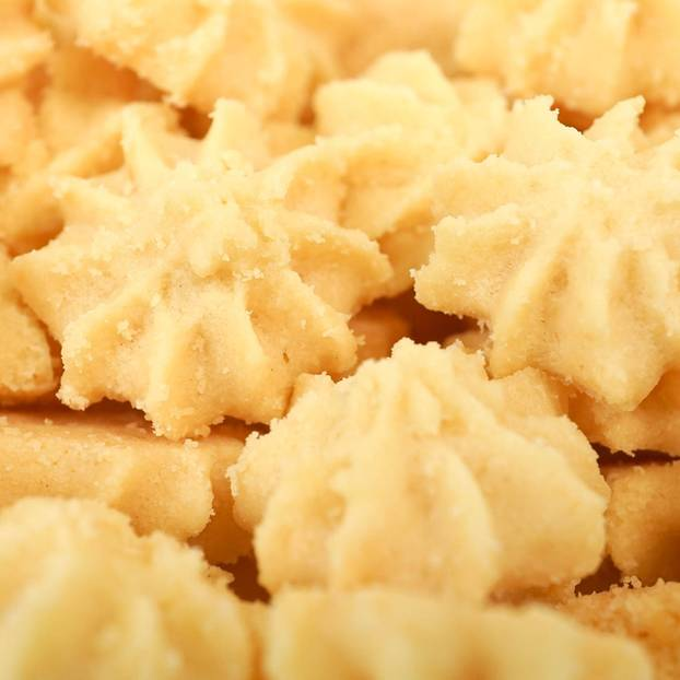 Rezept schneeflocken kekse