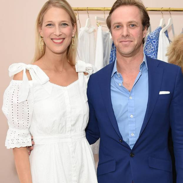 Lady Gabriella Windsor und Tom Kingston auf einem Event