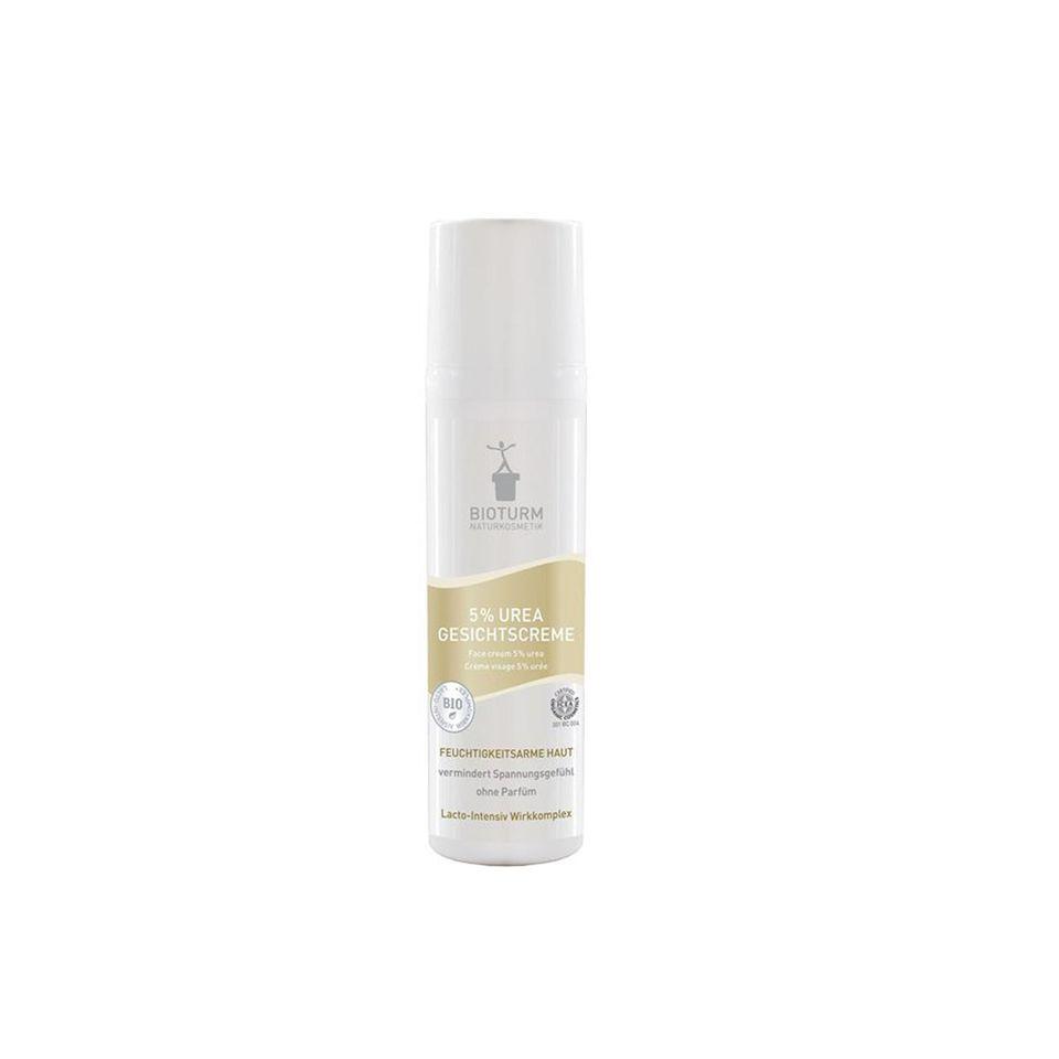 Gesichtscreme für trockene Haut: Bioturm Gesichtscreme 5% Urea