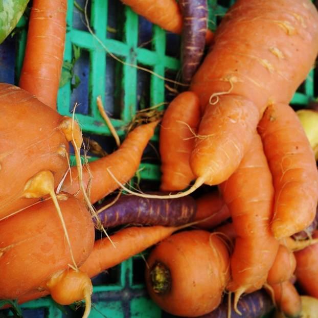 Hässliches Obst Und Gemüse Ab Sofort Bei Rewe Brigittede