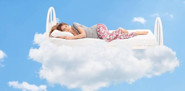Einschlafen in 2 Minuten