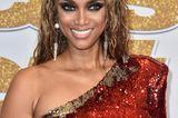 Erkennt ihr diese Stars: Tyra Banks