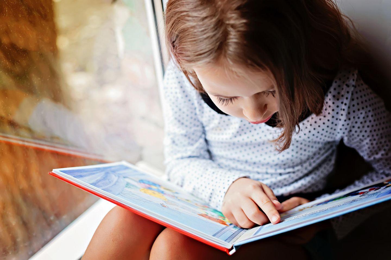 Jedes Kind muss lesen lernen!