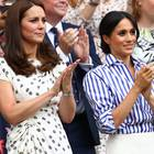 Kate & Meghan in Wimbledon