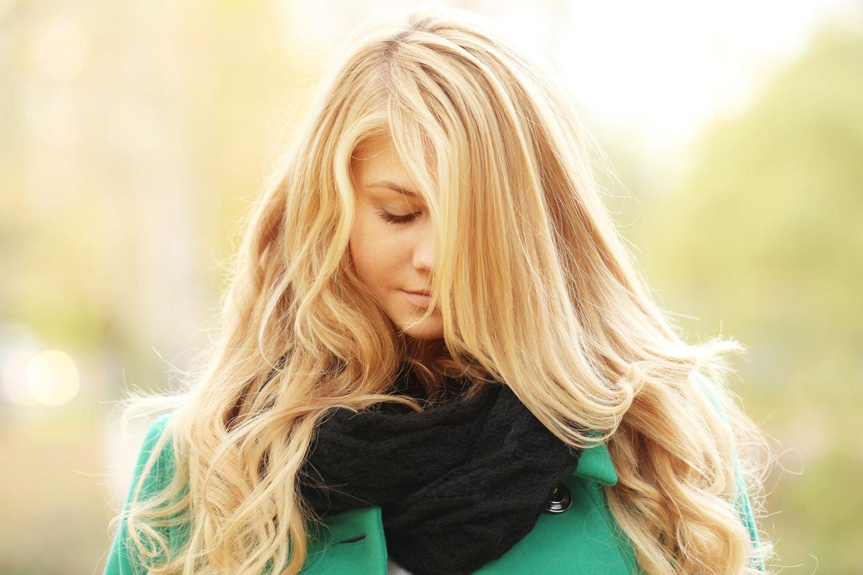 Parship werbung blondine