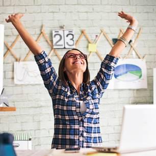 Fünf Gründe, warum es toll ist, Teilzeit zu arbeiten