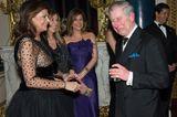 Royals: Prinz Charles bei einem Empfang