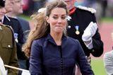 Royals: Kate mit wehenden Haaren
