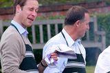 Royals: Prinz William verzieht das Gesicht