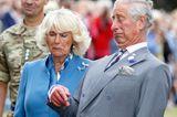 Royals: Prinz Charles und Herzogin Camilla bei einem Termin