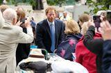 Royals: Prinz Harry bei einem Fototermin