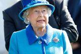 Royals: Die Queen schaut nach oben