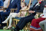 Royals: Prinzessin Estelle von Schweden gähnt