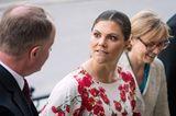 Royals: Prinzessin Victoria von Schweden sieht überrascht aus