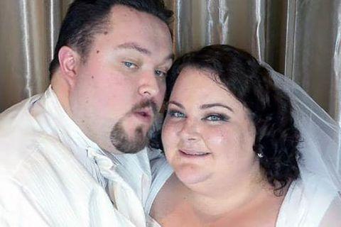 Paar speckt ab: Chantelle und Grant