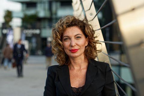 Die besten Arbeitgeber für Frauen - Porträt einer Fraue