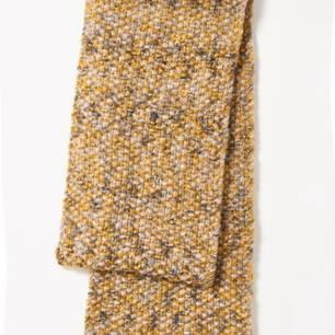 Perlmusterschal Tweed