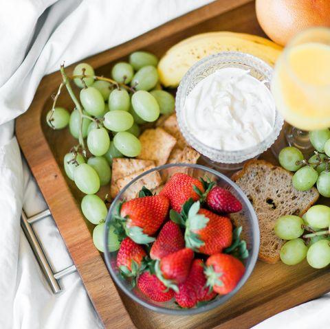 Abnehmen ohne Sport: Gesundes Essen