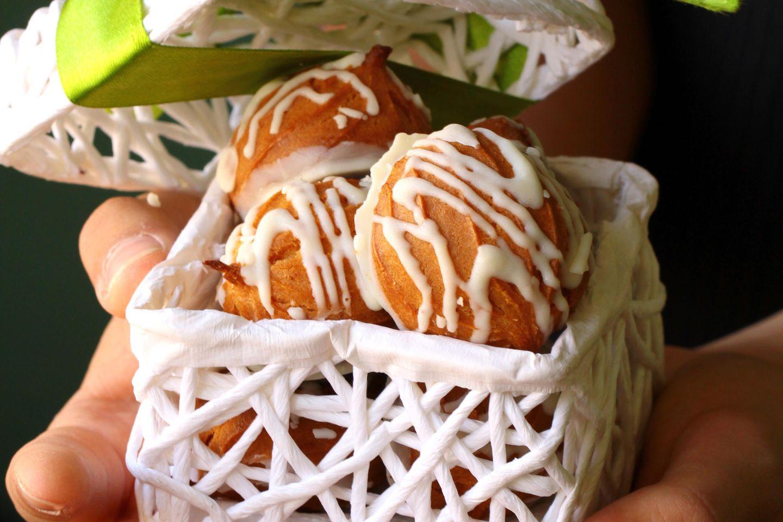 Geschenke für die Küche: Geschenkebox mit Keksen