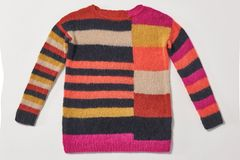 Colorblocking-Pullover