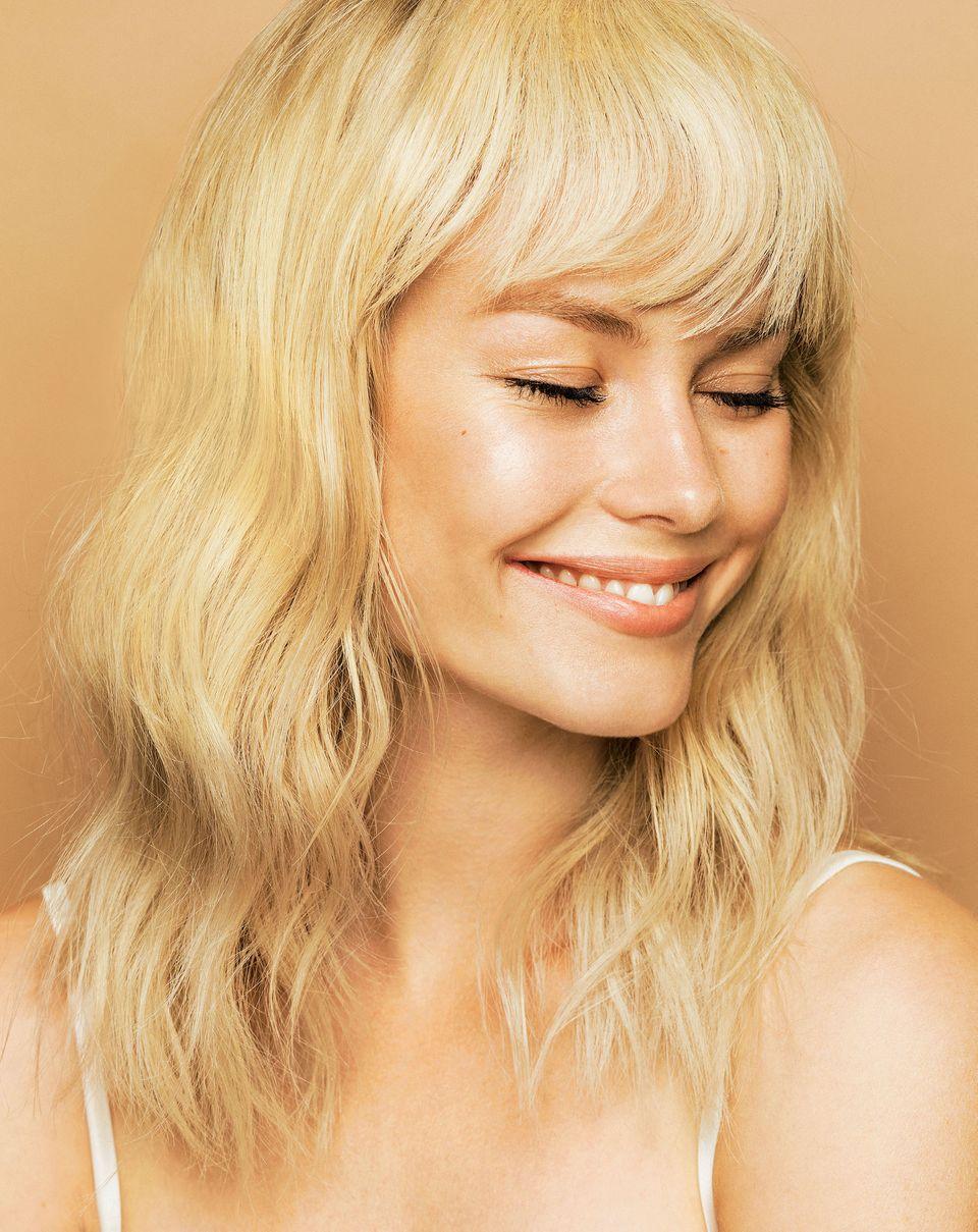 Mit kostenlos eigenem foto brigitte testen frisuren Gratis Frisuren