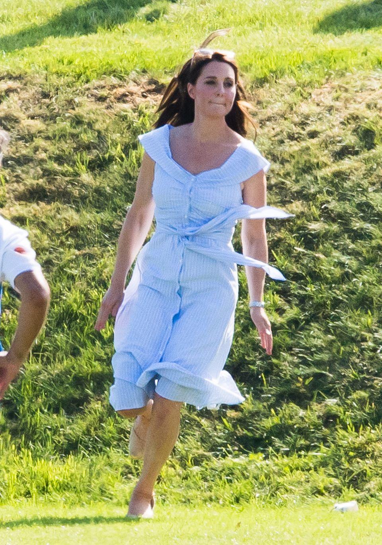 Kate liebt die spanische Modekette Zara