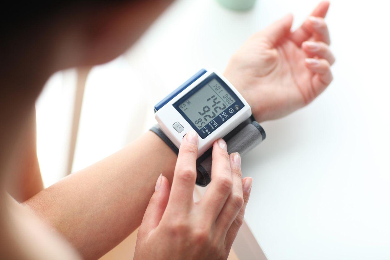 Blutdruck messen - so geht's richtig