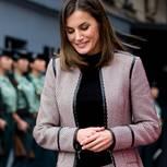 Königin Letizia bei einem Event