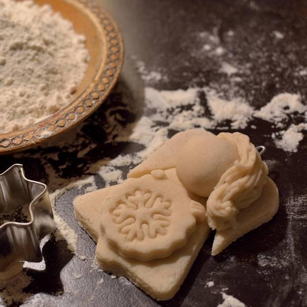 Berühmt Salzteig-Rezept zum Selbermachen | BRIGITTE.de XN12