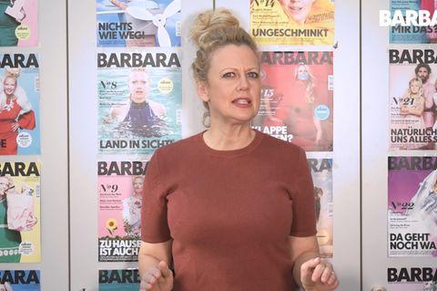 Barbara über feldsalat