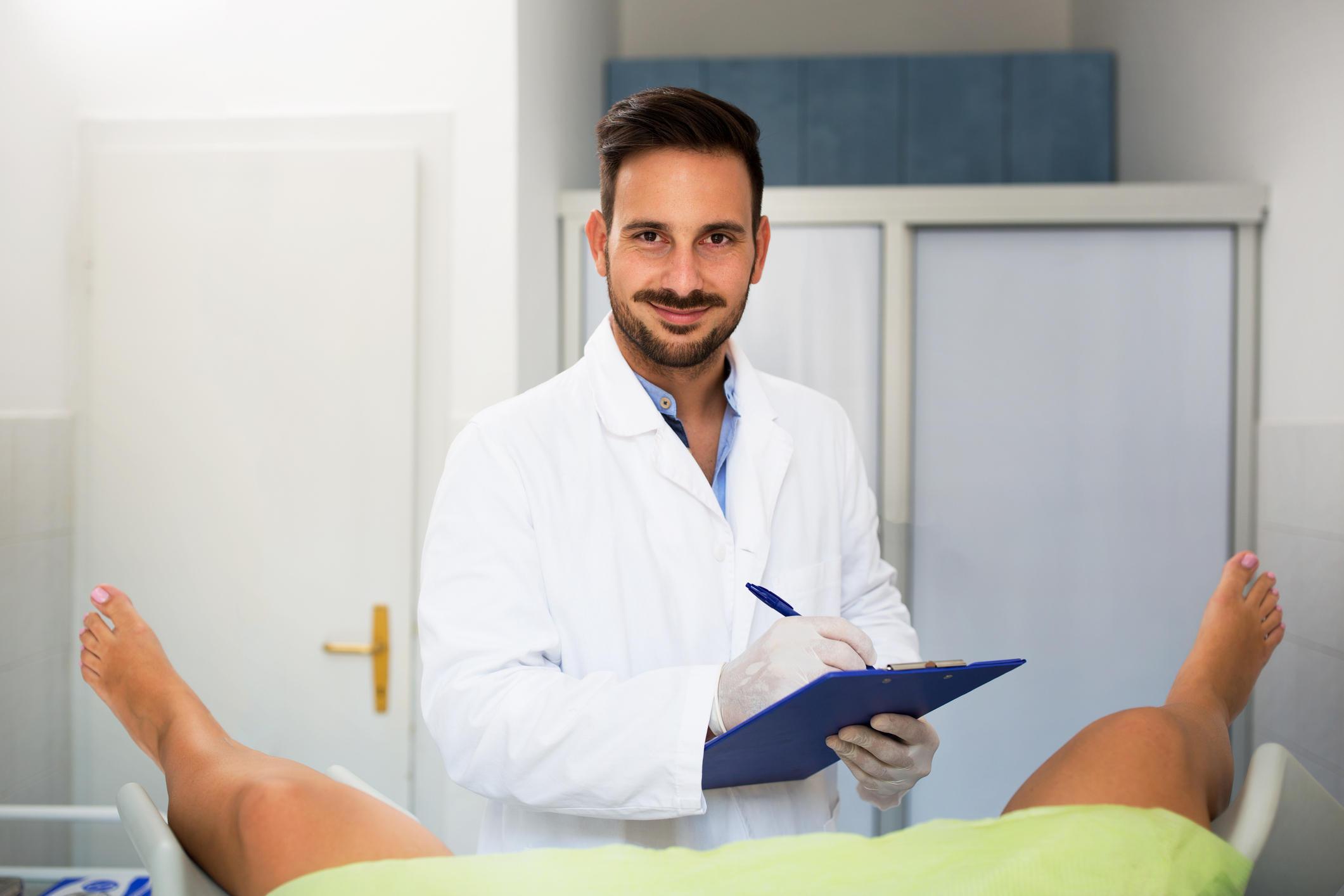 Warum wird ein Mann Frauenarzt? Und andere heikle Fragen
