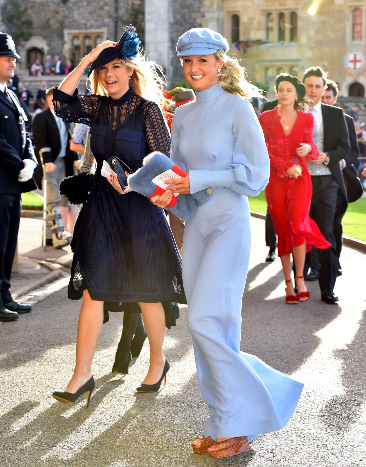 Prinzessin Eugenie heiratet: Chelsy Davy