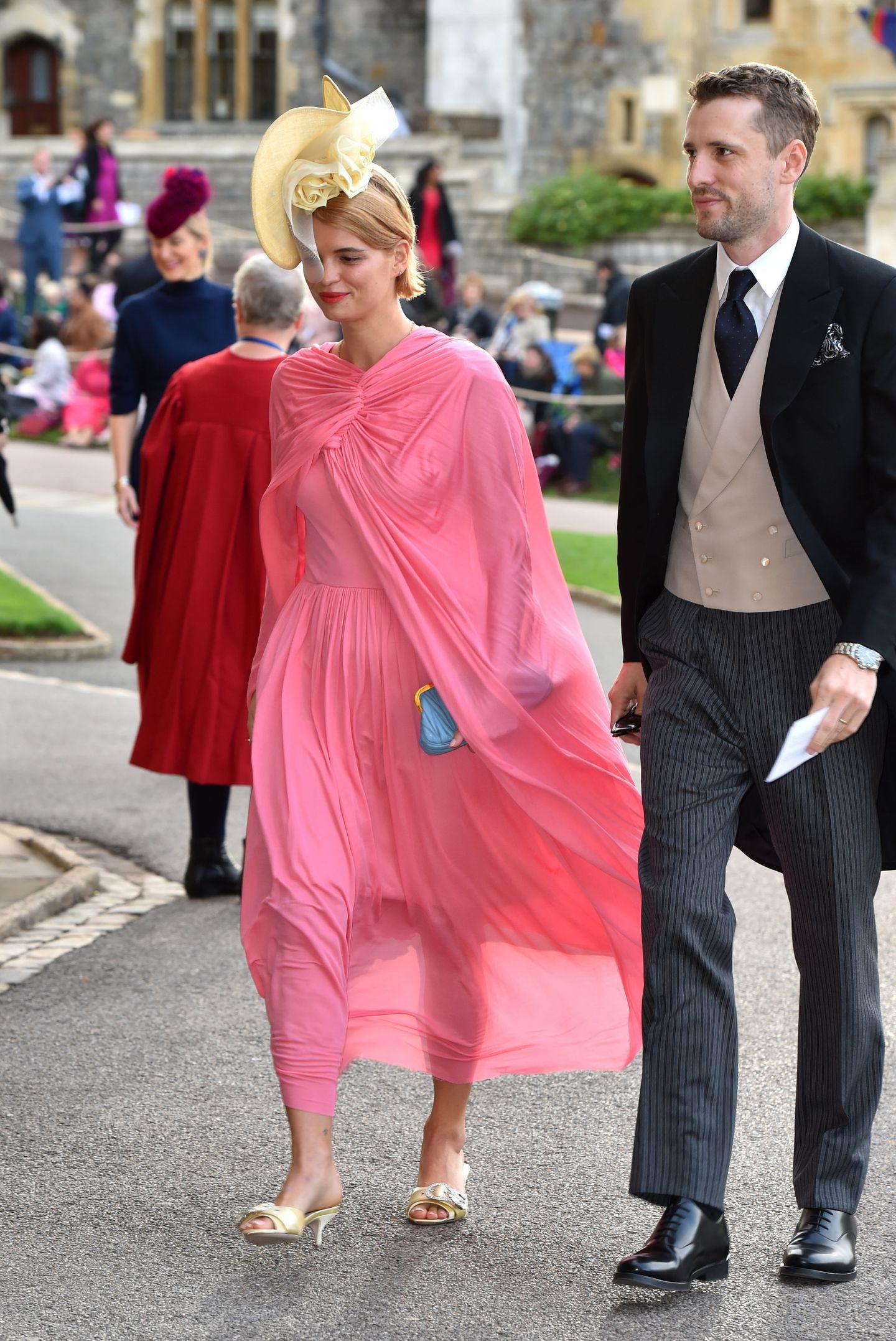 Prinzessin Eugenie heiratet: Pixie Geldof