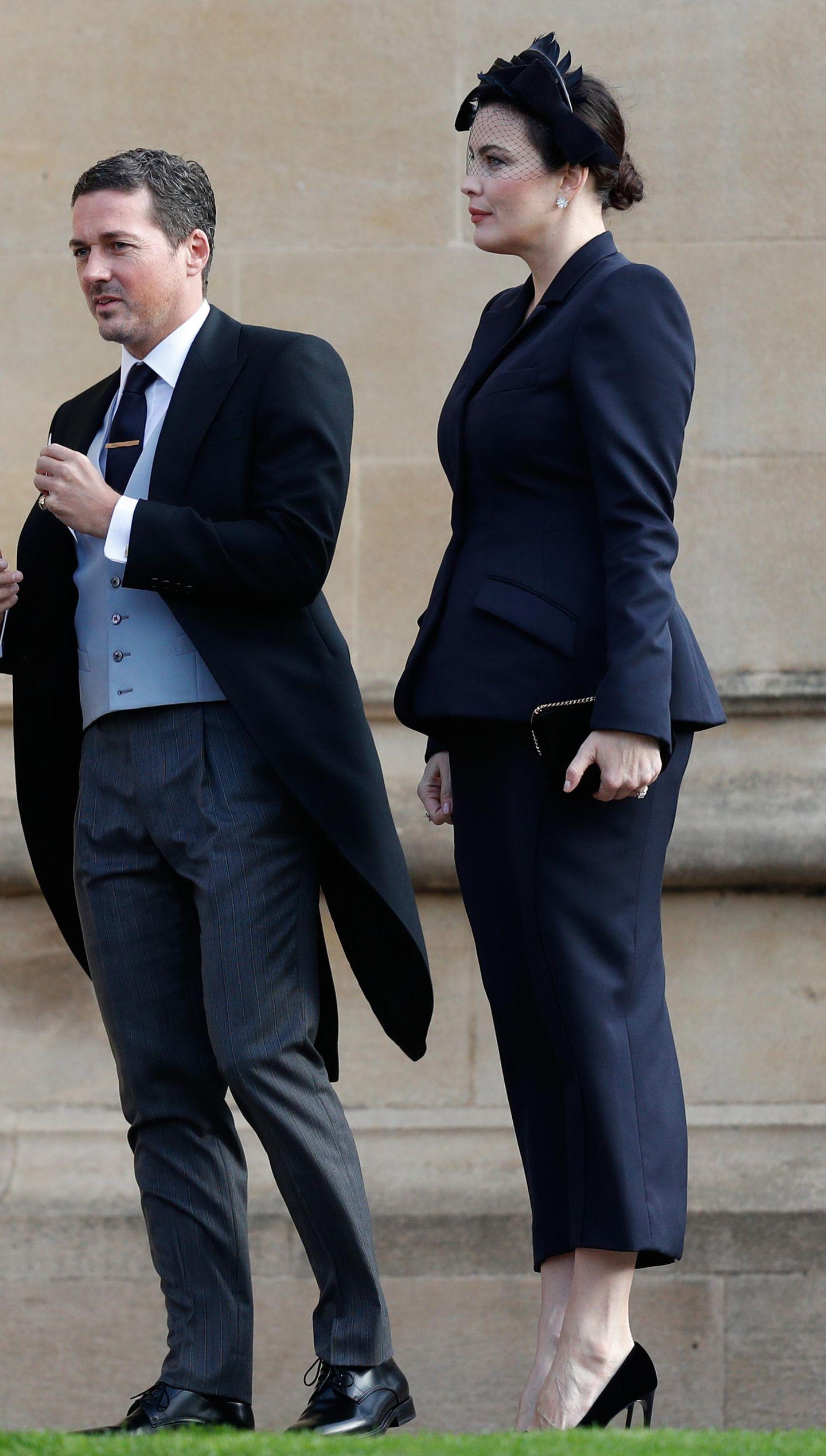 Prinzessin Eugenie heiratet: Liv Tyler und Dave Gardner
