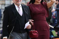 Prinzessin Eugenie heiratet: Demi Moore und Eric Buterbaugh
