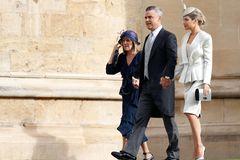 Prinzessin Eugenie heiratet: Robbie Williams und Ehefrau Ayda Field