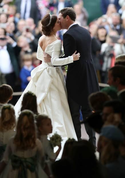 Prinzessin Eugenie Heiratet Die Schonsten Bilder Der Hochzeit