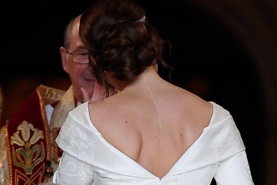 Prinzessin Eugenie hat geheiratet
