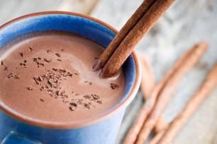 Rezepte für heiße Schokolade, die die Seele streicheln