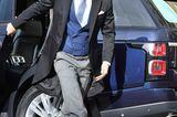 Fashion Faux Pas der Royals: Prinz Harry mit Loch im Schuh