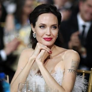 Angelina Jolie: Der Hollywood-Star ist jetzt blond