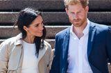 Meghan Markle und Prinz Harry in Australien