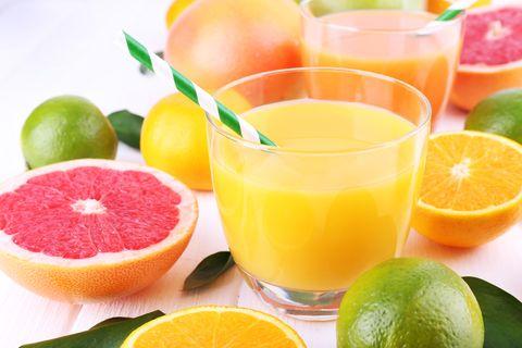 Ananas- und Radieschensaft zur Gewichtsreduktion