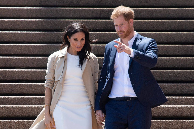 Prinz Harry gibt erstes Statement zu seinem Royal Baby ab