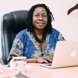 Akuti Turner kämpft in Uganda für Frauen