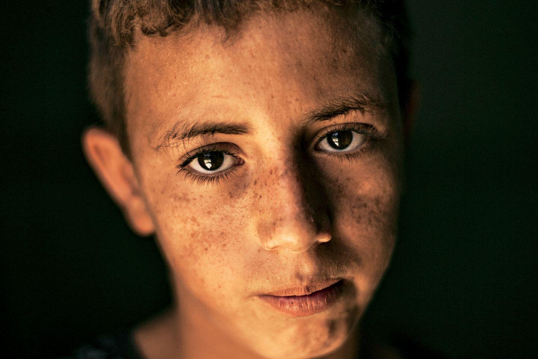 """Syrische Flüchtlingskinder: """"Wir sind ausgeliefert, wir können nicht zurück"""""""