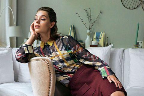 Mode der 60er: Das tragen wir diesen Herbst