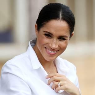 """Willkommen im """"Club"""" – Meghans erstes Statement zum Royal Baby"""