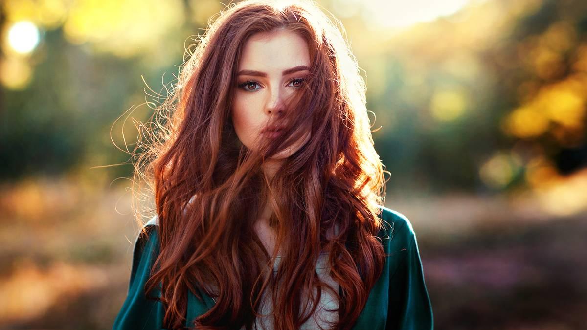 Schone haarfarben bilder