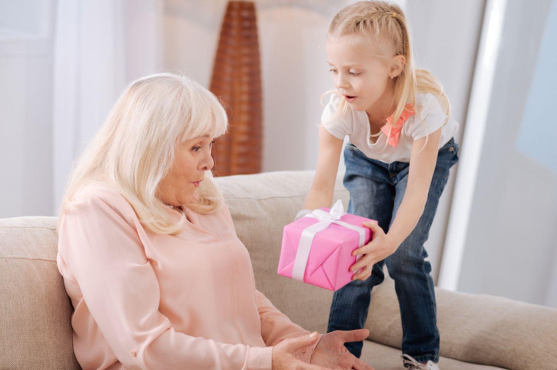 Geschenke Fur Oma Ideen Fur Jeden Anlass Brigitte De